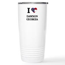 I love Dawson Georgia Travel Mug
