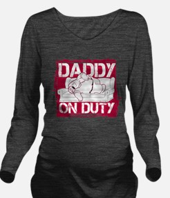 Family Guy Daddy on Long Sleeve Maternity T-Shirt