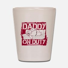 Family Guy Daddy on Duty Shot Glass