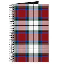 Tartan-Rose dress Journal