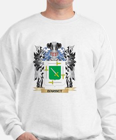 Barbet Coat of Arms - Family Crest Sweatshirt