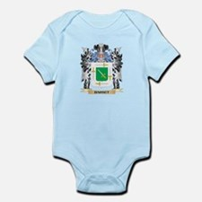 Barbet Coat of Arms - Family Crest Body Suit
