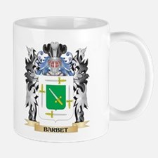 Barbet Coat of Arms - Family Crest Mugs
