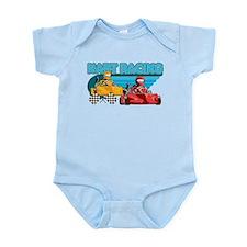 Kart Racing Infant Bodysuit