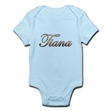 Gold Tiana Body Suit