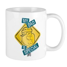Family Guy My Dad is Special Mug