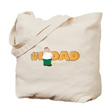 Family Guy #1 Dad Tote Bag