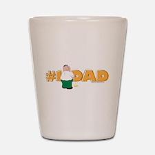Family Guy #1 Dad Shot Glass
