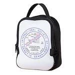 Isogg-Logo1.png Neoprene Lunch Bag