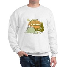 Snoopy Smores Sweater
