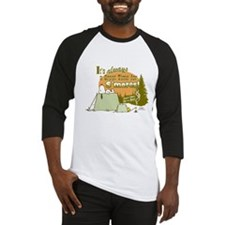 Snoopy Smores Baseball Jersey
