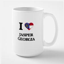 I love Jasper Georgia Mugs