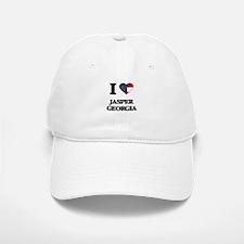 I love Jasper Georgia Baseball Baseball Cap