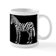 Grant's Zebra: negative. Mug