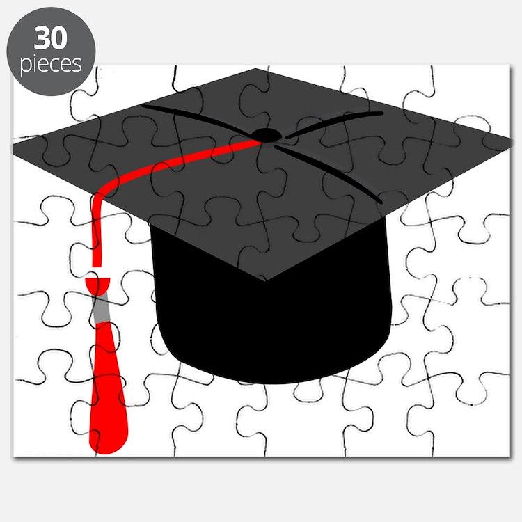 Graduation Cap Puzzle
