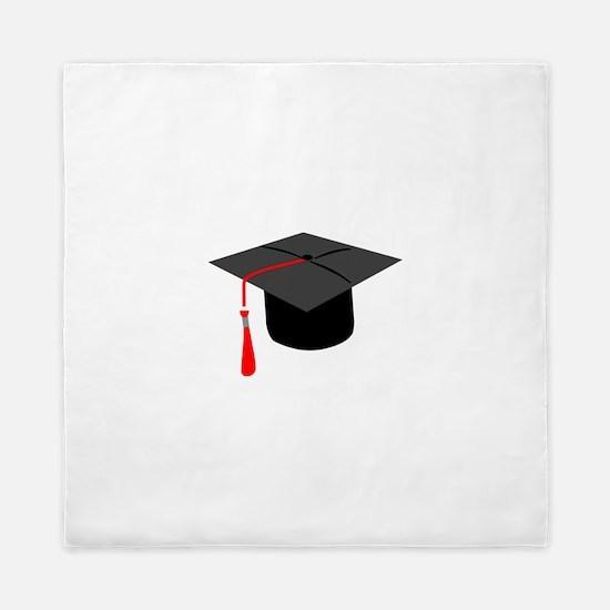 Graduation Cap Queen Duvet
