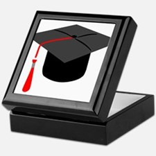 Graduation Cap Keepsake Box