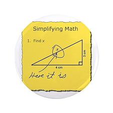 Simplifying Math Button