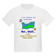 Cute Cayman islands T-Shirt