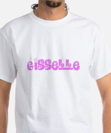 Gisselle Flower Design T-Shirt