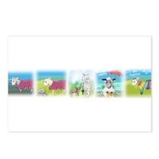 A Wool Sweater Postcards (Package of 8)