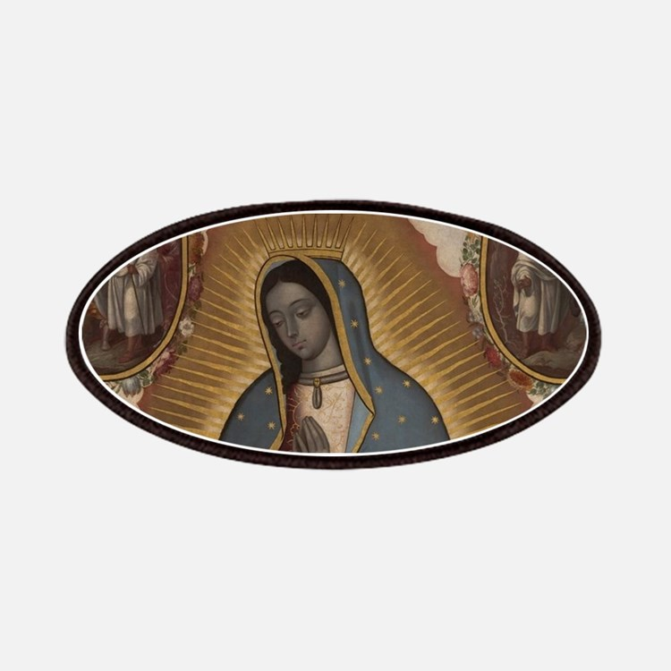 Virgin of Guadalupe. Patch