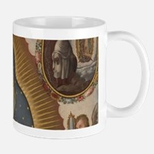 Virgin of Guadalupe. Mugs