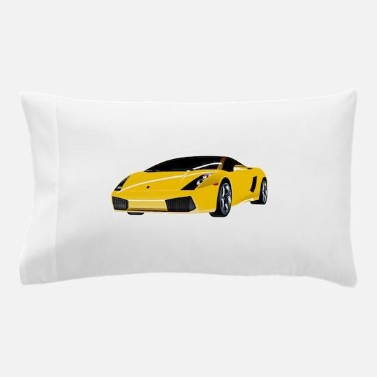 Fancy Car Pillow Case