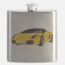 Fancy Car Flask