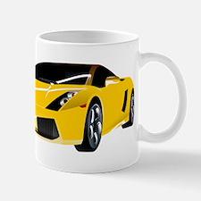 Fancy Car Mugs