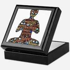 Meditation Keepsake Box
