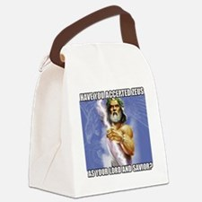 Zeus Canvas Lunch Bag