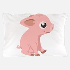 Baby Pig Pillow Case