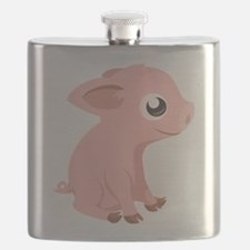 Baby Pig Flask
