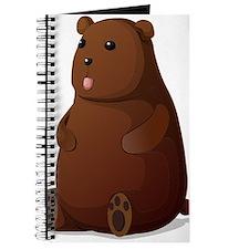 Stuffed Bear Journal
