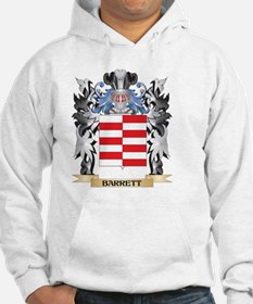 Barrett Coat of Arms - Family Cr Jumper Hoody