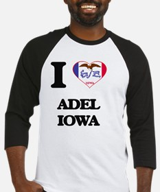 I love Adel Iowa Baseball Jersey