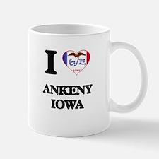 I love Ankeny Iowa Mugs