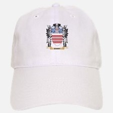 Barry Coat of Arms - Family Crest Baseball Baseball Cap