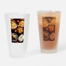 Potato Foods Drinking Glass