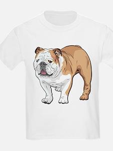 bulldog without text T-Shirt