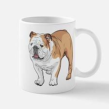 bulldog without text Mug