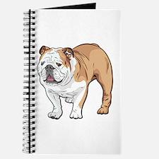 bulldog without text Journal