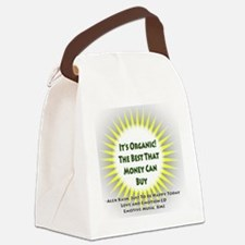 It's Organic 1 Canvas Lunch Bag