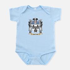 Bartek Coat of Arms - Family Crest Body Suit