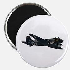 """Douglas DC-3 - No Text 2.25"""" Magnet (100 pack)"""