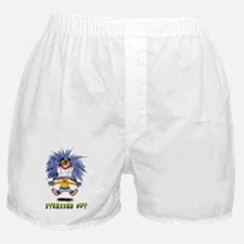 Zoink Stressed Boxer Shorts