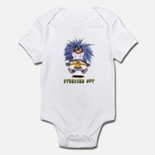 Zoink Stressed Infant Bodysuit