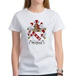 Warburg Family Crest Women's T-Shirt