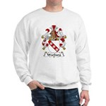 Warburg Family Crest  Sweatshirt